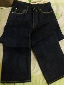 Jeans samurai japan (un used)