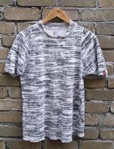 Vintage Levis Full Over Print RARE Design Shirt