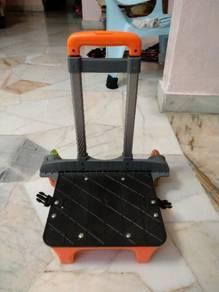 Triple Wheel Trolley for School/Other Bags