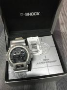 G-shock Silver coin