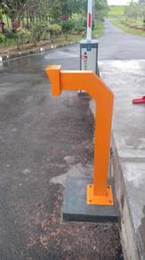 Touch n go barrier gate system