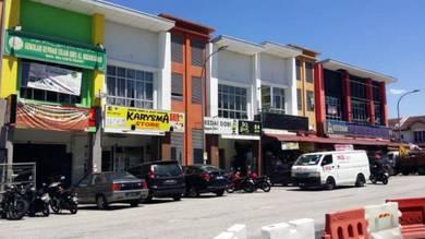 New 2&3 Storey Shop Bandar Bukit Mahkota, Seri Putra, Bangi, Selangor