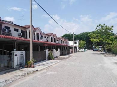 Double Storey Terrace Taman Bukit Minyak Bukit Mertajan