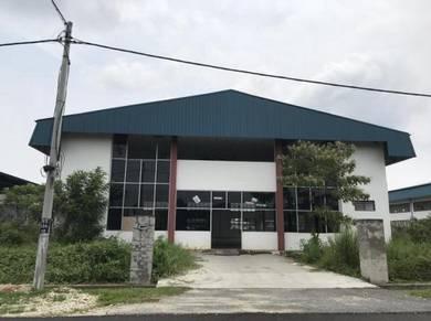 1 1/2 detached factory tmn industri sri sulong