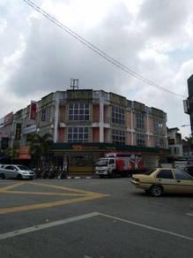 Fully Renovated Corner Shop Office Main Road Taman Cempaka Banting For