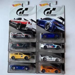 Hot Wheels Gran Turismo Set