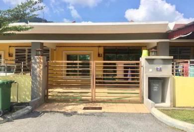Single Storey Nusa Intan - Tidak Menghadap Rumah - Senawang
