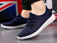 F0228 Blue Breathable Sports Casual Water Shoes