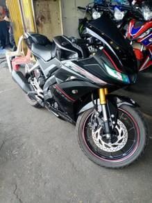 Yamaha R15 full loan