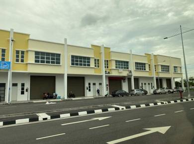 Sungai Tiram Light Industrial Warehouse Factory 6233sf Diamond Valley