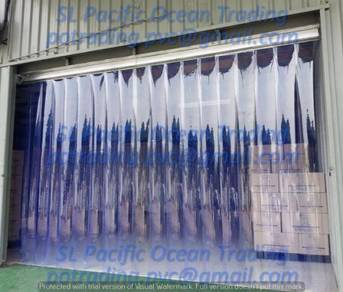 Anti-Dust PVC Strip Curtain