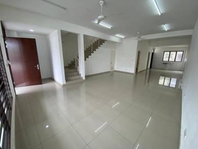 [Facing Empty] 2 Sty Terrace House M Residence 1, Bandar Tasik Puteri