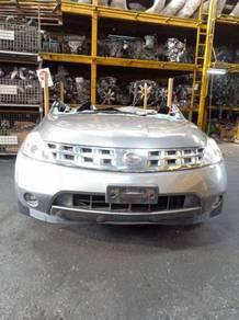 Jdm Halfcut Nissan Murano TZ50 QR25 2.5L 2wd