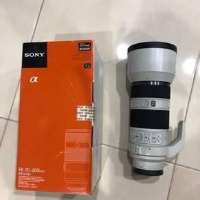 Sony fe 70-200 mm f4 G