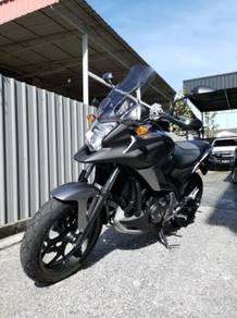 Honda NC750X UNREG SHOP LOAN SUPER LOW MILEAGE