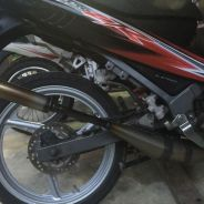 Pipe on 125zr