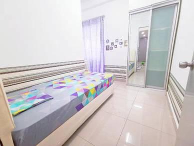 [Free WIFI Utilities Carpark Home Mini Cinema] 2 Bedroom Apartment