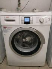 Bosch logixx 8kg washing machine frontloader