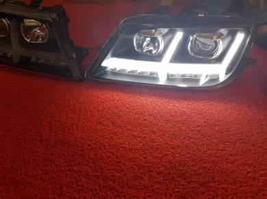 Proton waja light led projector headlamp head lamp