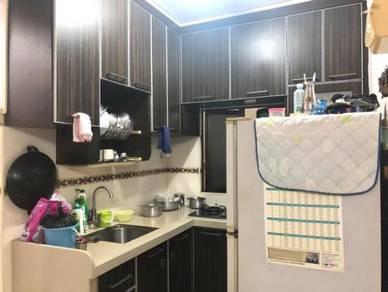 Sri Wangsa Jelutong Corner Unit Fully Renovated Well Maintain WORTHBUY
