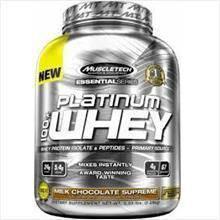 Muscletech Platinum Whey protein (Amino + BCAA)