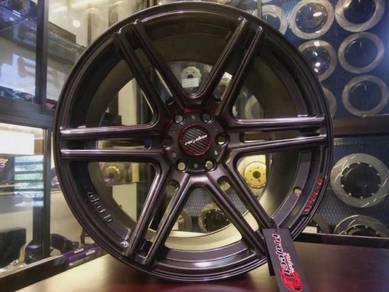 Lenso pdg spec g 18inc rim for nissan navara