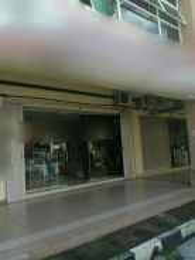SHOP LOT FOR SALE: Taman Rasah Jaya
