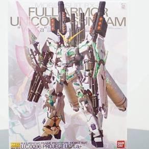 MG Unicorn RX-0 Full Armor Gundam - Brand New