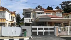 For Sale Double Storey Semi D at Sunway Mutiara Batu Maung