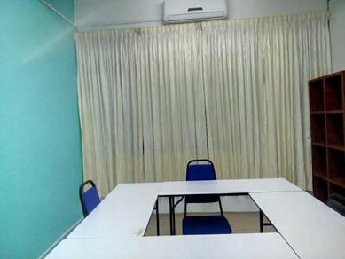 Ruang pejabat untuk disewa