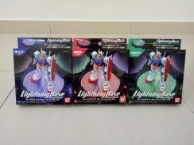 Multi Lightning Gundam Base Plate