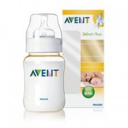 1 x Philips Avent Bottle PES 260ml/9oz