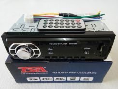 TSA Car Player USB/MP3/SD/FM - BARU