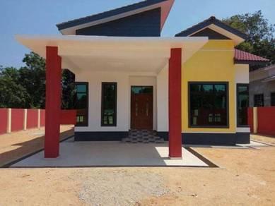 1 Unit Banglo Terakhir Untuk Dijual di Taman Cempaka Kayangan, Machang