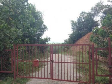 Seremban agricultural land 15.57 acres / near port dickson highway