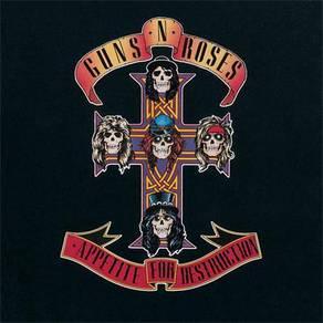 Guns N' Roses Appetite for Destruction 180g LP