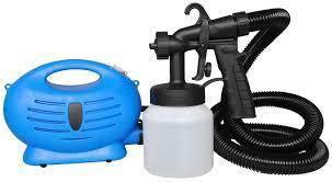 DIY Paint Zoom Electric 3 Way Spray Gun