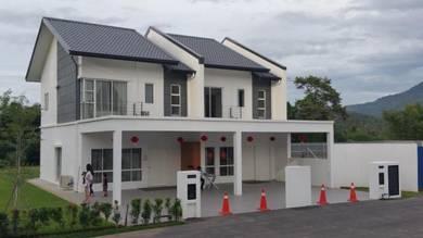 Double Terraced House, Menggatal, Kota Kinabalu, Sabah