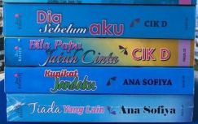 Novel Cik D, Ana Sofiya