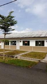 Taman Mengkibol-single storey low cost terrace- kluang - johor