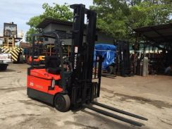 JAPAN Direct Import TOYOTA 2 ton Electric FORKLIFT