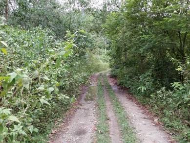 Agriculture Land At Titi - Jelebu
