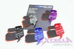 Avalon Archery Classic Finger Tab with Anchor Pad