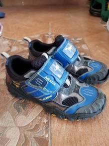 Clark kids dinosaur sport shoes