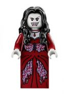 LEGO 10228 Lord Vampyre's Bride (Glow in the dark)