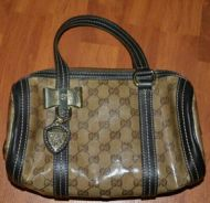 Gucci bag made in Italy
