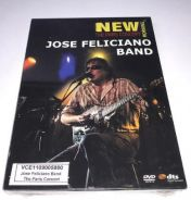 IMPORTED DVD Jose Feliciano Band The Paris Concert