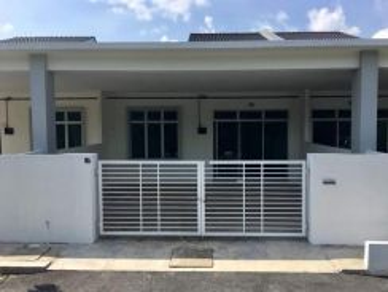 Rumah Baru Teres Setingkat Di Jalan Bypass, Kuantan (Endlot, 23x72)
