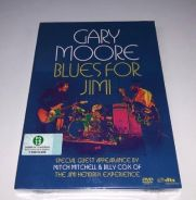 IMPORTED DVD Gary Moore Blues For Jimi