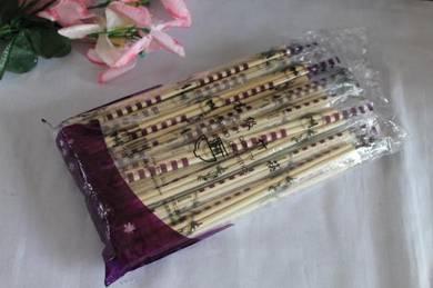 Chopstick bamboo untk peniaga/rumah